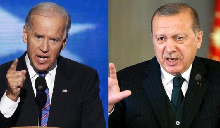 Թուրքիայի ազատությունը, տարածաշրջանային հավակնությունները  կսահմանափակվեն  Ջո Բայդենի կառավարման տարիներին